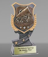 Picture of Pro Shield Cheer Trophy