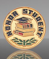 Picture of Honor Student Lapel Pin