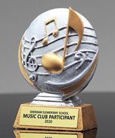 Picture of Motion-X Music Award