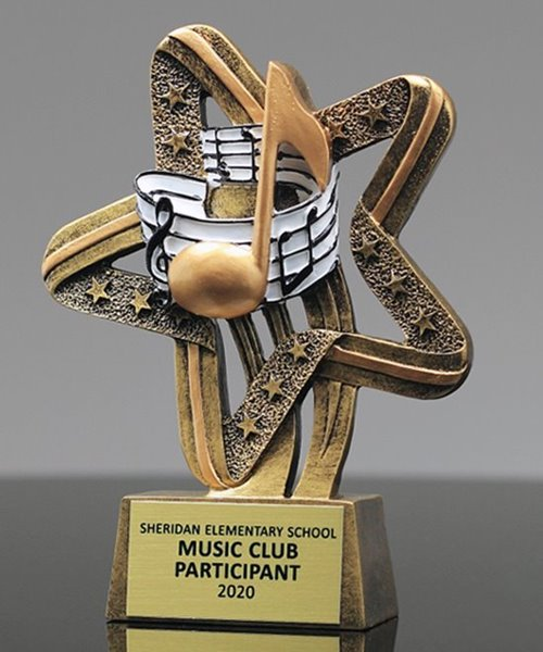 Picture of Mega Star Music Resin