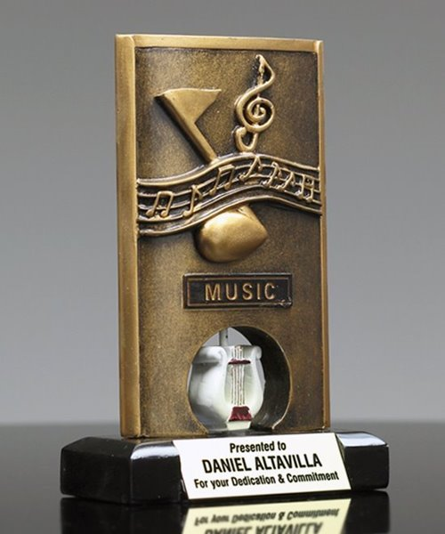 Picture of Spinner Music Award