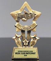 Picture of Music Star Bronzestone
