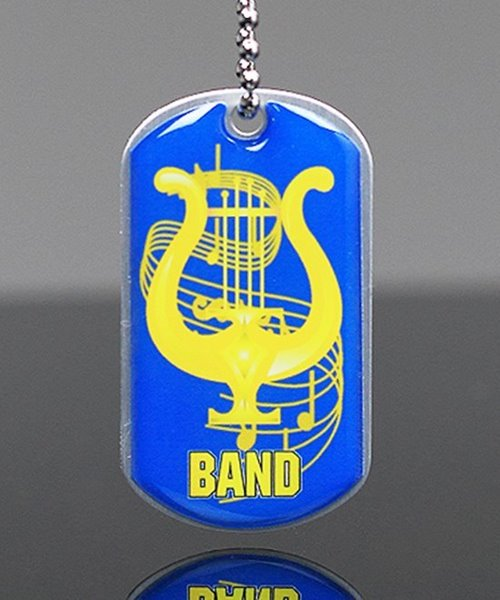 Picture of Music Dog Tag