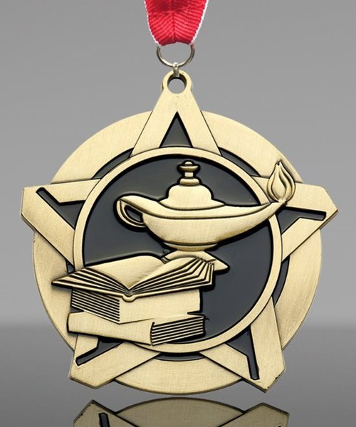 Picture of Super Star Knowledge Medal