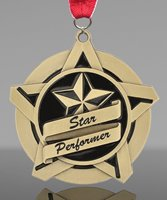 Picture of Super Star Performer Medal