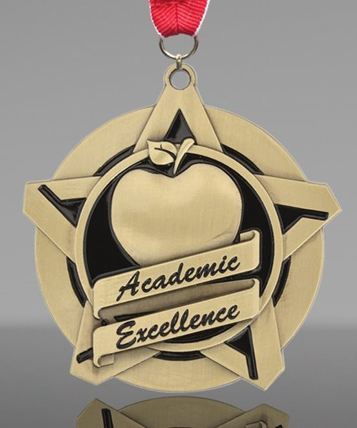 Picture of Super Star Academic Excellence Medal