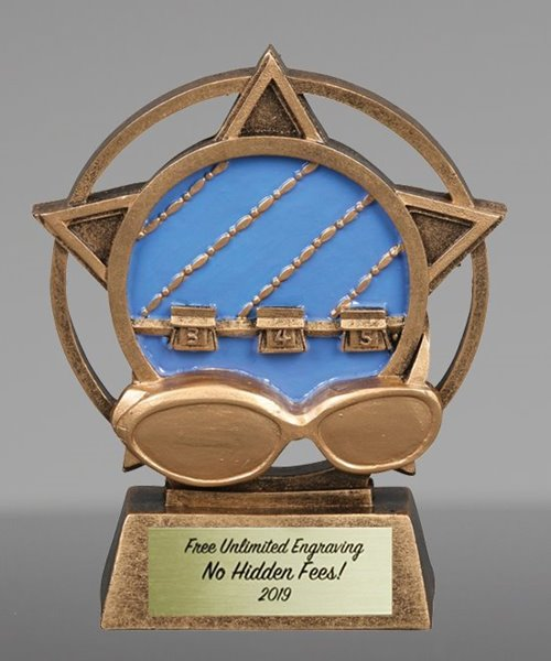 Picture of Orbit Swimming Trophy