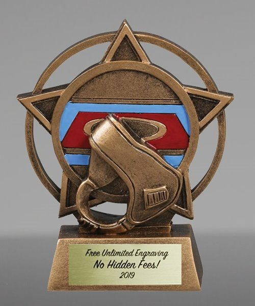 Picture of Orbit Wrestling Trophy