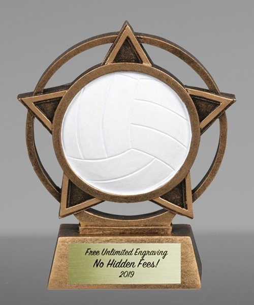 Picture of Orbit Volleyball Trophy
