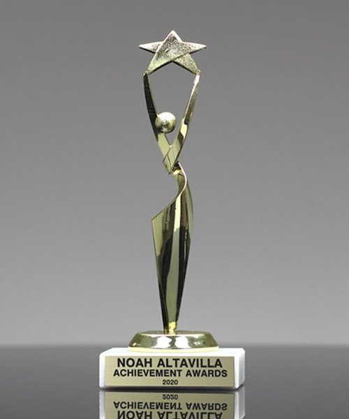 Picture of Star Achiever Trophy