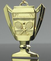 Picture of Tennis Trophy Cup Medals