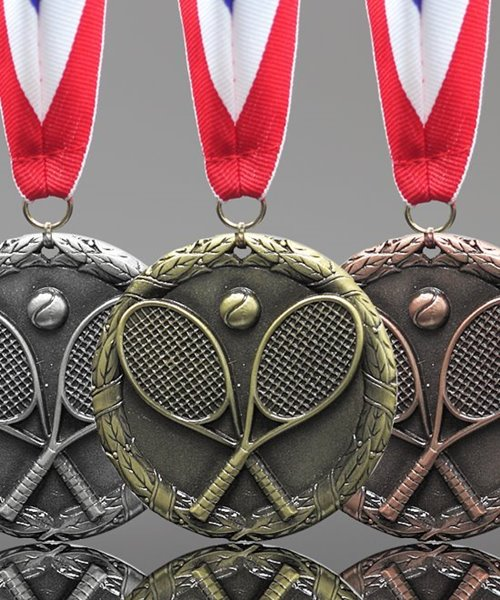 Picture of Classic Tennis Medals