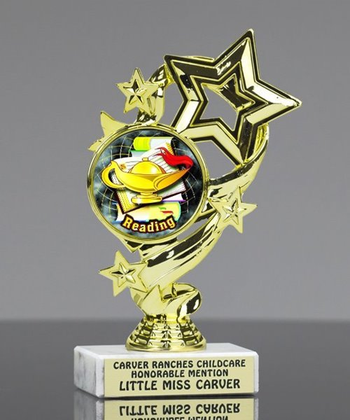 Picture of Reading Star Trophy