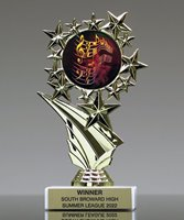 Picture of Music Star Trophy