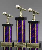 Picture of Contempo Microphone Trophy