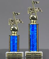 Picture of Classic Music Note Trophy