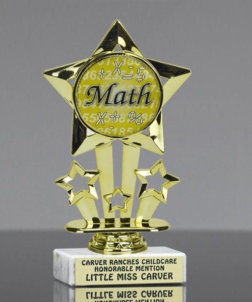 Picture of Scholastic Star Trophy