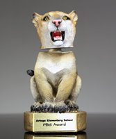 Picture of Cougar Bobblehead Mascot Trophy