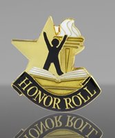 Picture of Honor Roll Achievement Pin