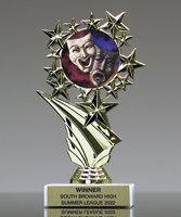 Picture of Star Drama Trophy