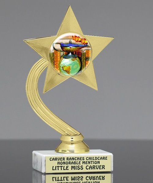 Picture of Shooting Star Knowledge Trophy