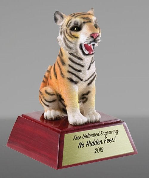 Picture of Tiger Mascot Trophy