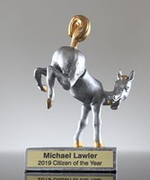 Picture of Horse's Rear Bobble Trophy