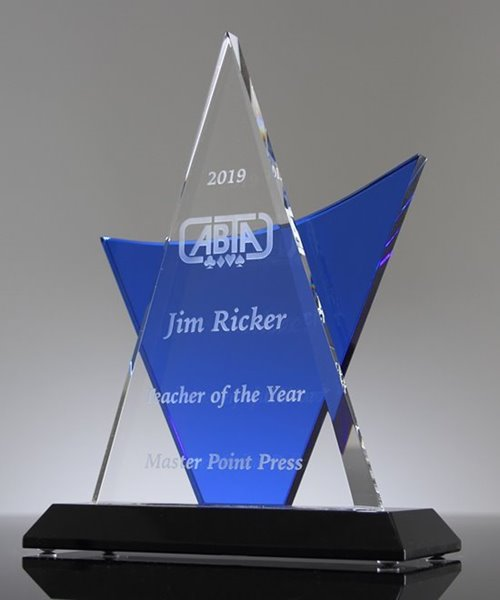 Picture of Synergy Recognition Award Crystal