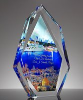 Picture of Crystal Legacy Full Color Award