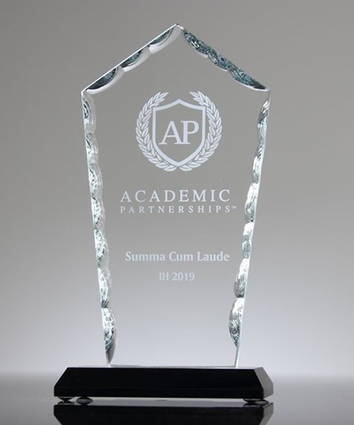 Picture of Academic Excellence Glass Award