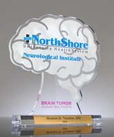 Picture of Acrylic Brain Trophy