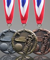 Picture of Classic Golf Medals