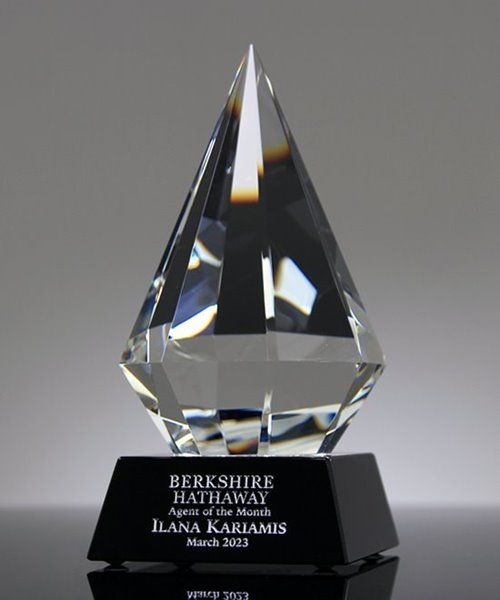 Picture of Premier Diamond Crystal Award