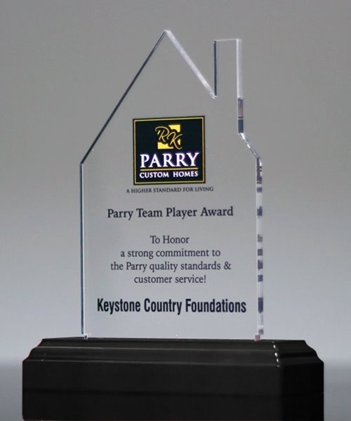 Picture of Acrylic House Award