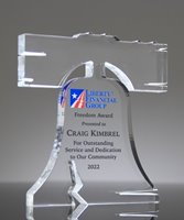 Picture of Liberty Bell Award Paperweight