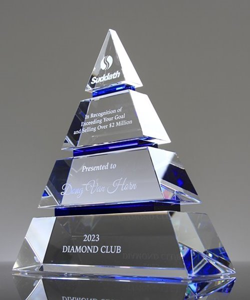 Picture of Leadership Pyramid Award