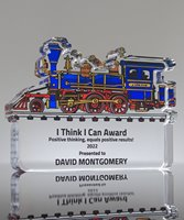 Picture of Custom Locomotive Award