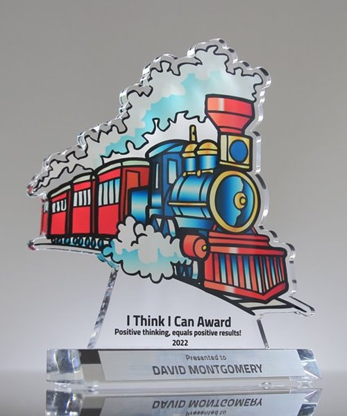 Picture of Custom Train Award