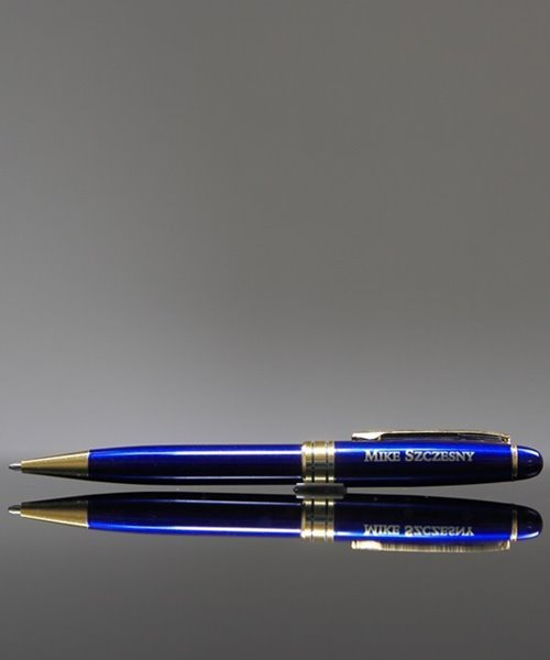 Picture of Knight Series Laser Engraved Pen