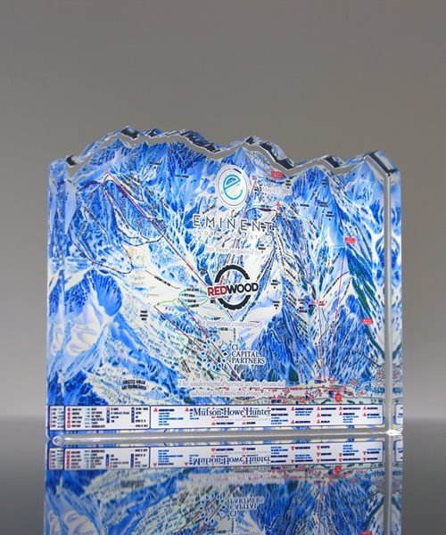 Picture of Acrylic Mountain Award