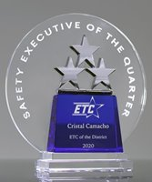Picture of Galactic Stars Award