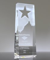 Picture of Crystal Star Mountain Award