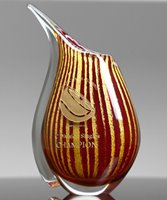 Picture of Amber Fontana Vase