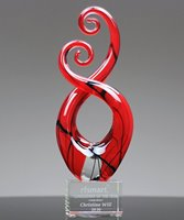 Picture of Art Glass Harmonia