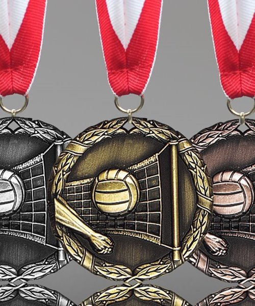 Picture of Classic Volleyball Medals