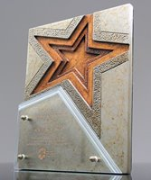 Picture of Bright Star Award Plaque