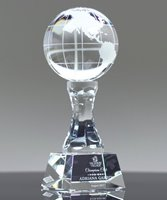 Picture of Accomplishment Globe Award