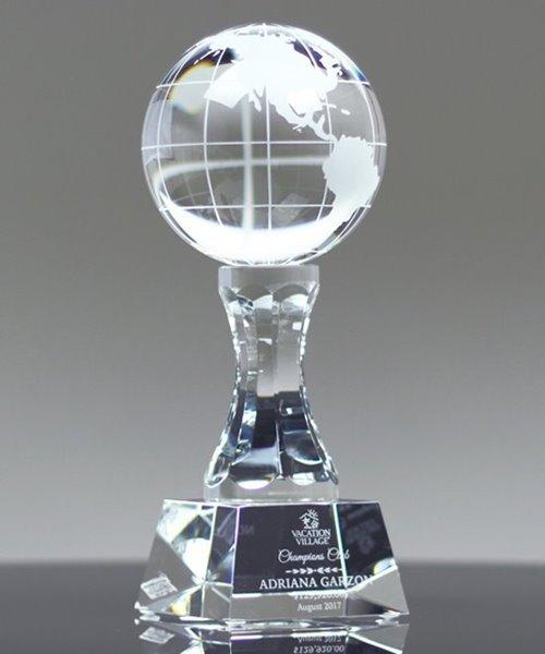 Picture of Accomplishment Globe Award