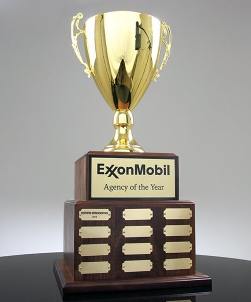 Picture of Pinnacle Achievement Trophy Cup