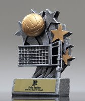 Picture of Star Blast Volleyball Award